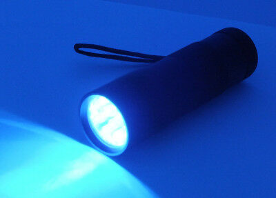 30ml light uv resin 9 led uv torch glue for mounting flies