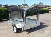 Take Home 0% INTEREST! 7x5 Heavy Duty Tradesman Box Trailer Coopers Plains Brisbane South West Preview