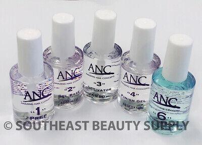 ANC Dip Powder Liquid System 0.5oz *Please Choose*