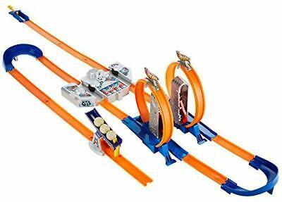 Hot Wheels Track Builder Total Turbo Takeover Track Set Kids Play Toy Best (Best Hot Wheels Track Set)