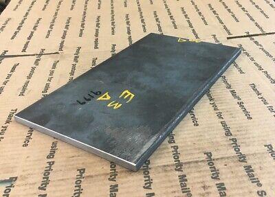 38 X 7 X 12 Steel Flat Bar Bracing Welding Supports Industrial Machine Plate