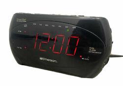 Emerson CKS2862: SmartSet Digital Dual Alarm AM/FM Clock Radio