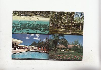 Image BF28087 four hotels of the   mauritius ile de maurice  front/back image