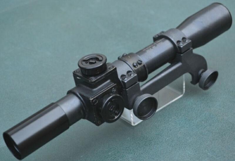 WW II Enfield No.32 MK II/MK 2 Sniper Scope&Mount&Pad Reproductions RSM