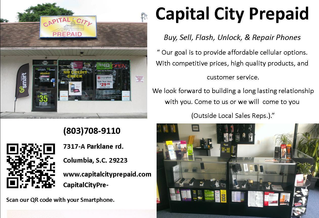 Capital City Prepaid