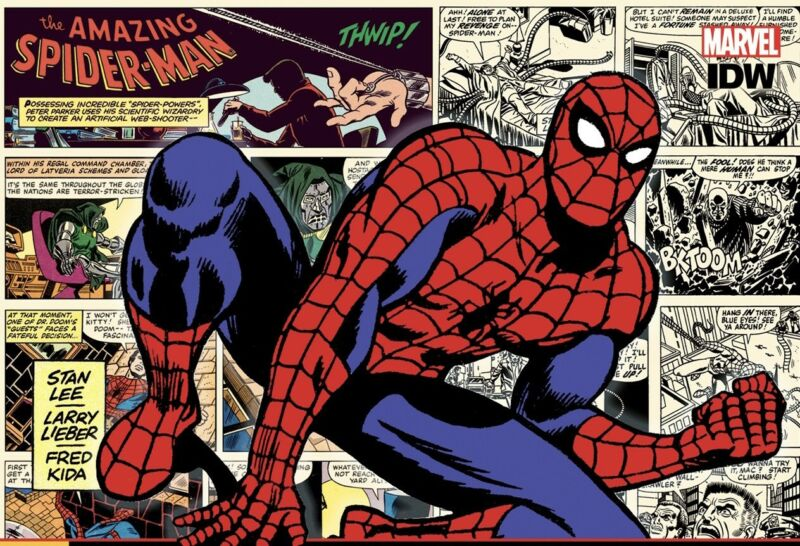 Lot 30 Spider-Man Comic Books Bronze Copper Modern