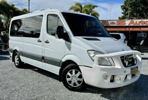 2013 Mercedes-Benz Sprinter 906 MY13 319CDI MWB White 7 Speed Automatic Van