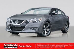 2017 Nissan Maxima SL LEATHER/NAVIGATION/PANORAMIC SUNROOF/BLIND
