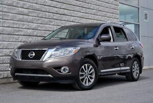2015 Nissan Pathfinder *SL*AWD*TOIT*NAVIGATION*7 PASSAGERS*