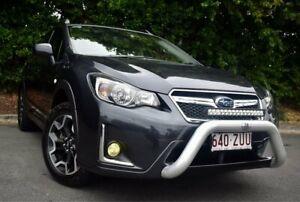 2016 Subaru XV G4X MY17 2.0i Lineartronic AWD Grey 6 Speed Constant Variable Wagon