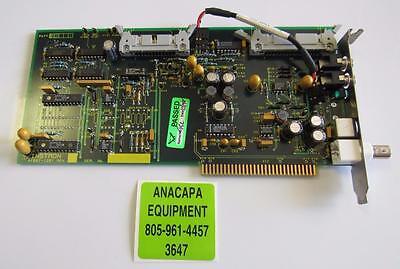Instron A1697-1201 T1697-1201 Rev E Pc Board Interface Card 3647