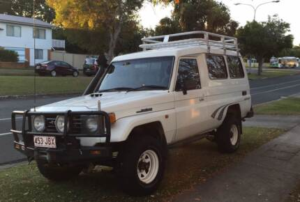 1995 Toyota LandCruiser Troopcarrier Clontarf Redcliffe Area Preview