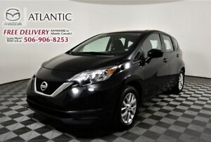 2017 Nissan Versa Note SV Factory Warranty Alloys Backup Cam