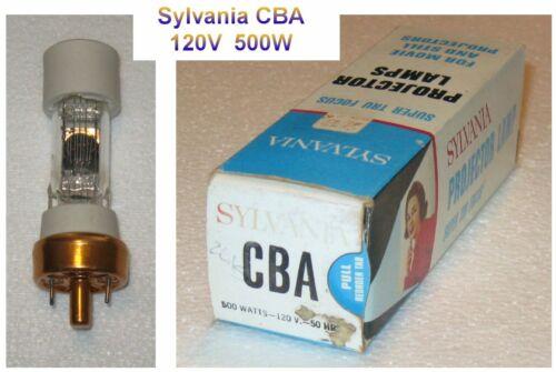 Sylvania CBA Projector/Projection Lamp/Bulb 500 Watts 120 Volts