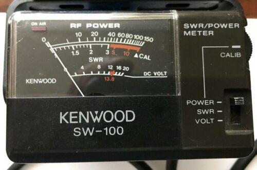 Kenwood SW-100 Power Meter