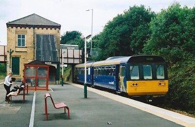 142037 First NW 6x4 Quality British Rail Photo