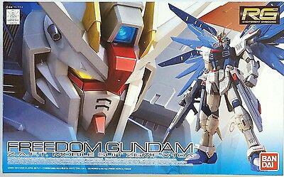 BANDAI RG 1/144 Freedom Gundam extra finish ver Gunpla EXPO 2012 limited model (Gundam Extra Finish)