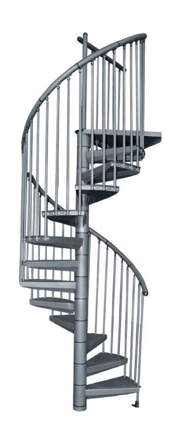 2 Stufen Standtreppe Stahltreppe freistehend Breite 120cm H/öhe 42cm Verzinkt// Robuste Au/ßentreppe Stabile Industrietreppe f/ür den Au/ßenbereich