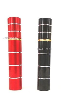 Pepper Spray Lipstick - Red or Black| Small & Discreet Self Defense