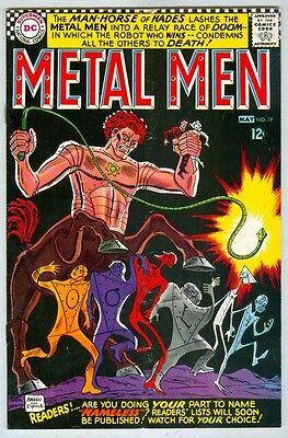 Metal Men #19 May 1966 VG+