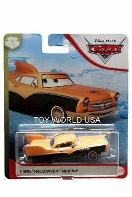 2020 Disney Pixar Cars Radiator Springs Hank Halloween Murphy