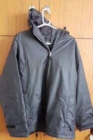 Black jacket. Size Large