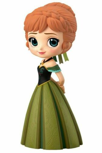 Banpresto Q Posket - Disney Frozen - Anna Coronation Ver. A (Normal) Figure