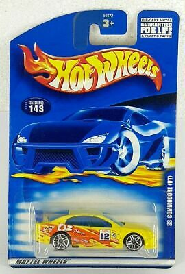 HOLDEN SS COMMODORE VT ~  HOT WHEELS 2001