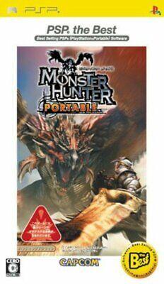 Sony PSP Capcom Monster Hunter Portable PSP the Best Japan