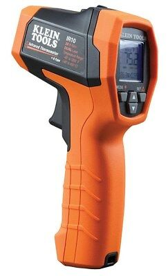 New Klein Tools Ir10 Dual-laser Infrared Thermometer 201