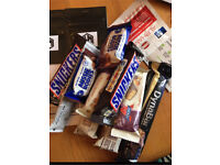 Supplement and Protein Bar Bundle