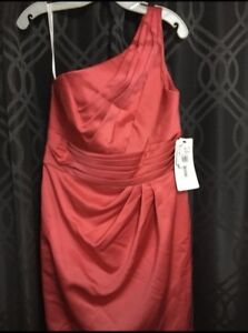 BNWT- size 12 coral dresses