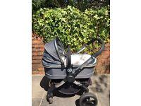 icandy peach truffle pushchair single seat stroller