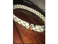 Men's LV belt