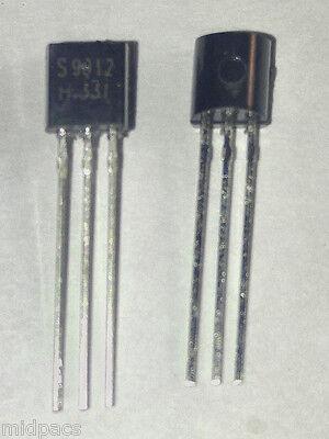 20pcs S9012h 9012 S9012 Pnp Small Signal Transistor To-92 40v 0.5a Us Seller