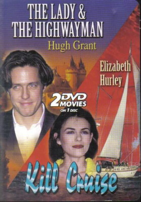 THE LADY AND THE HIGHWAYMAN & KILL CRUISE 2 DVDS 1 PRICE BNISW HUGH GRANT