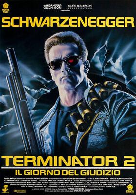 "Terminator ( 11"" x 15.5"" ) Movie Collector's Poster Print -  ( T3 )-  B2G1F"