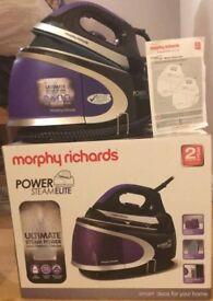 Morphy Richards Power Steam Elite