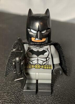 Lego Batman 76035 Dark Bluish Gray Suit Jokerland Super Heroes Minifigure