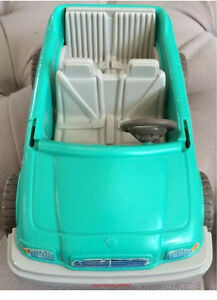 Fisher price vintage 1997 Loving Family car jeep West Pennant Hills The Hills District Preview