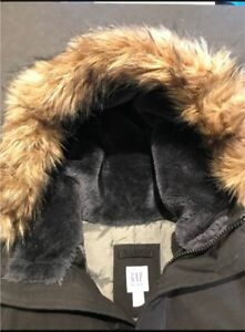 Boys Size 8/9 down coat