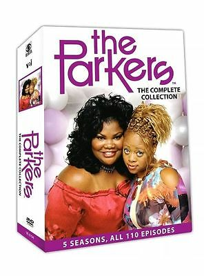 The Parkers: The Complete Collection Series (DVD, 2016, 12-Disc Set)