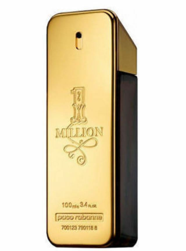 PACO RABANNE 1 MILLION by Paco Rabanne EDT SPRAY 3.4 OZ for