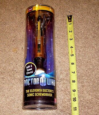 FACTORY NEW BBC Products ELEVENTH DOCTOR WHO SONIC SCREWDRIVER on Rummage