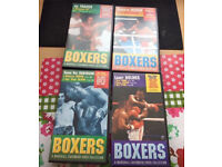 Boxers A Marshall Cavendish Video Collection 11 Videos