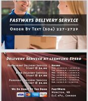 Get Paid Cash Daily $$$ Delivery Driver
