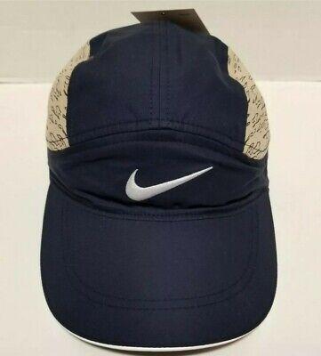 Nike X CAV EMPT Tailwind Running Cap Hat NEW AT0109-416 NAVY/KHAKI