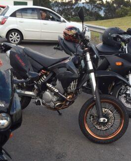 2012 Shineray 250cc Motard LAMS Wollongong 2500 Wollongong Area Preview