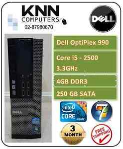 KNN Computers - HP , Dell , Lenovo  Core i7,i5 Ex-leased Used IT Smithfield Parramatta Area Preview