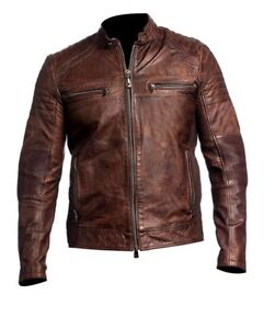 Leather Motorcycle Jacket Brand new Lane Cove Lane Cove Area Preview